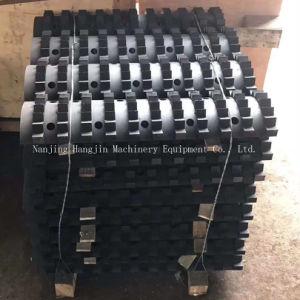 Piezas de maquinaria biotrituradora Cuchilla