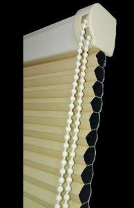 El doble de panal de miel Windows persianas cortinas de tela Non-Woven Hotel
