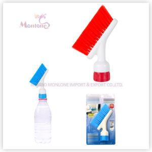 Ferramenta de Limpeza por grosso de plástico de qualidade alimentar a escova de limpeza de PP 15,5*8.5*3.3CM