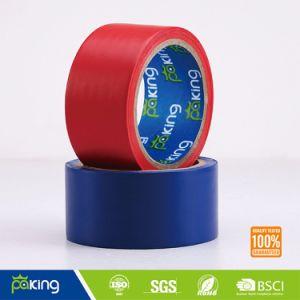 Pas de colle Ruban d'avertissement de matériau en PVC