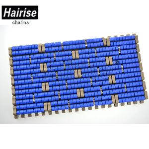 Низкий уровень шума накопления ролик пластиковые модульные ленты транспортера с ISO