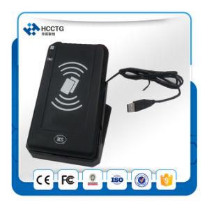 이중 공용영역 Ccid 호환된 탁상용 스마트 카드 독자 (ACR1281U-K1)