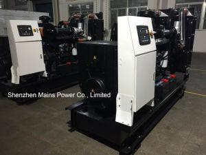 275kVA 220KW de puissance de cotation veille générateur diesel Cummins Stamford alternateur