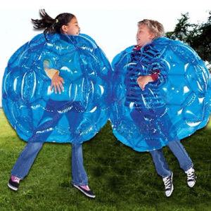 Juego de deportes al aire libre o burbuja hinchable de PVC TPU bola