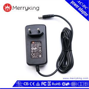 Электромагнитные помехи EMC LVD сертифицированных 12V 3A 36W ЕС адаптер питания с CB Ce RoHS