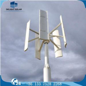 Kleine Windmolen van de As van de Generator van Maglev van de Energie van de Macht van de Wind van de fabrikant de Verticale