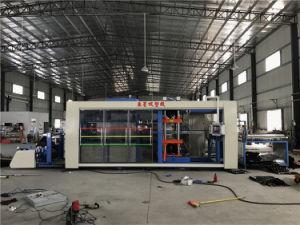 machine de thermoformage sous vide pour les plaques et les couvercles en plastique