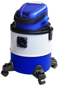 20V 20L de ion de litio batería Inalámbrico seco húmedo el polvo de agua tanque de plástico aspiradora