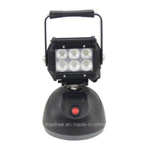 LED de alta potencia de la barra de luz de emergencia de la luz de trabajo de Mano