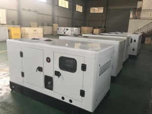 Kpc25/27.5/30 20kw/25kVA 22kw/27.5kVA 24kw/30kVA Reserveausgabe-leiser Generator durch Cummins Engine 4b3.9-G1/G2