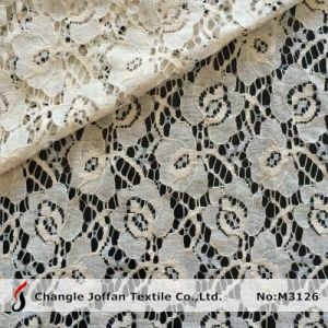 販売(M3126)のためのすべての綿織物のレース