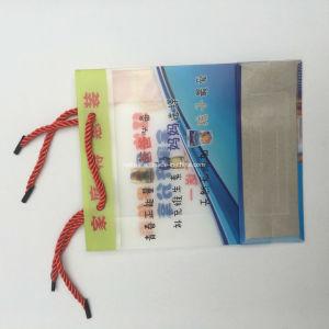 Cadre cosmétique de produit de beauté de sac d'espace libre de course promotionnelle de PVC