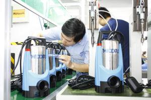 Pompa ad alta pressione elettrica del pozzo trivellato con il certificato del Ce