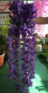 新しいデザイン結婚式の装飾の人工的な藤の花