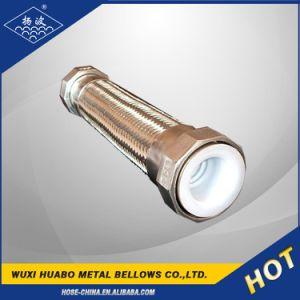 内部のステンレス鋼PTFEのうなり声を用いる排気の適用範囲が広い管