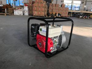 5.5HP gasolina bomba de agua con motor Honda