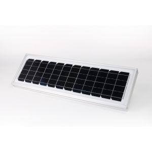Las luces de carretera exterior LED lámpara solar calle integración 30W/40W/50W/80W/100W resistente al agua de la luz de la calle