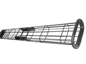 Ovaler Filter-Rahmen für Staub-Kollektor