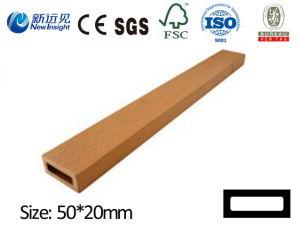 Bench Dustbin Fence等Lhma048のためのセリウムSGS Fsc ISOの庭Plank Vinyl PlankとのプラスチックWood Plank WPC Plank