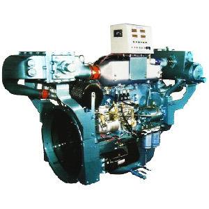 92квт~158квт серии Steyr судовой двигатель (WD415)