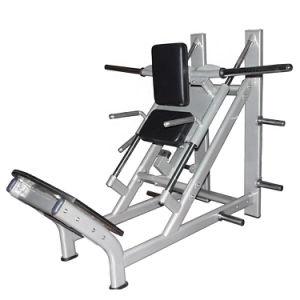 Instructor de gimnasio integrado equipos de fitness gimnasio sentadilla Hack