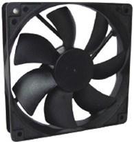 Электровентилятор системы охлаждения двигателя постоянного тока (JD1225X12/24 L(M)(H))