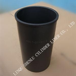 Manicotto del cilindro utilizzato per KOMATSU giapponese 6D95