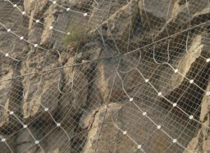Cuerda de alambre de acero de SNS (CV-14)