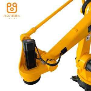 Industrial de 6 ejes del robot de soldadura ajustable fabricado en China