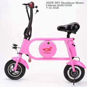 2020 Novo Estilo de dobragem eléctrica portátil Aluguer de bicicleta eléctrica