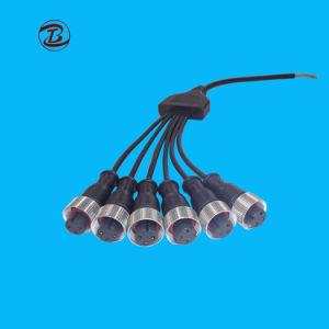 Connettore rapido elettrico M18