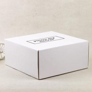 Papel especial de lujo magnético Blanco Caja de cartón para embalaje de pulsera