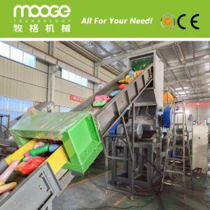 Resíduos com novo design de PP película PE PP Jumbo saco de tecido máquinas de reciclagem