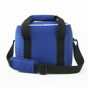 La promotion de l'épaule personnalisé l'isolation thermique du refroidisseur d'déjeuner pique-nique sac isotherme