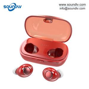 Los auriculares Bluetooth de Tws Mini intrauditivos auriculares dobles realmente inalámbrico