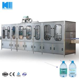Hochgeschwindigkeitsmineralwasser-Flaschen-Herstellungs-Maschine mit Cer