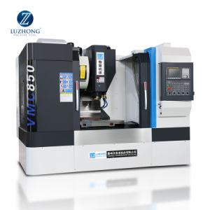 El chino VMC850 Popular fresadora CNC automática de 3 ejes Centro de Mecanizado Vertical CNC vertical