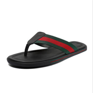 Оптовая торговля 2018 Custom мужчин сандалии шлепанцы