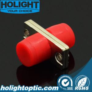 Het digitale Optische Metaal Sx van de Adapter FC met de Adapter van de Vezel van de Flens