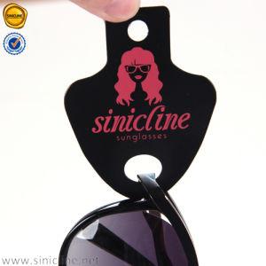 Gancio di carta di nuovo marchio su ordinazione di disegno di Sinicline per gli occhiali da sole