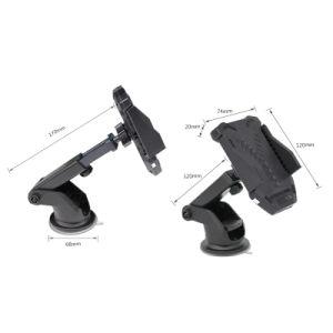 Sensor de infrarrojos inalámbrica automática de Soporte de coche cargador para iPhone X 8 Plus para Samsung S8 S9 de montaje de ventilación de aire de carga rápida de Qi