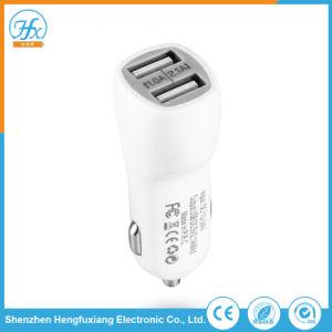 Handy-Arbeitsweg Universal5v/2.1a verdoppeln USB-Auto-Aufladeeinheit