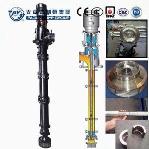 La norma NFPA 20 incendios de la turbina Vertical de la turbina Vertical de la bomba, bomba, bomba centrífuga, bomba de agua