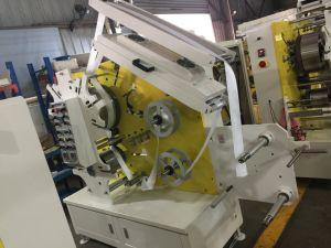 기계 (JR-1242)를 인쇄하는 완전히 자동적인 4개의 색깔 Flexo 의복 상표