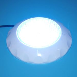 Indicatore luminoso subacqueo della piscina di 12V montato superficie IP68 20W RGBW LED