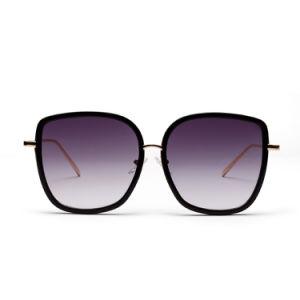 Vijf Zonnebril van de Vorm van Kleuren Overmaatse Vierkante voor Vrouwen