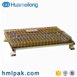 Venda a quente de serviço pesado de malha de recipientes para armazenamento de armazém