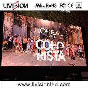 Stade de la décoration intérieure de concert P3.91 SMD 3dans1 LED Mur vidéo sur la vente
