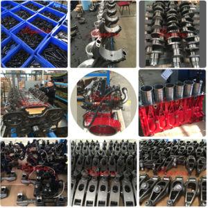 Ccecの車輪のローダーのディーゼル機関の予備品モーター2871256