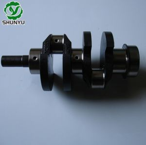 크랭크축 디젤 엔진은 Yangdong Y4100 크랭크축을 분해한다